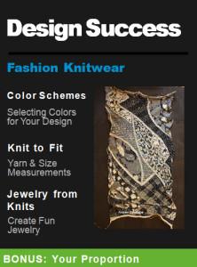 Design Success Fashion Knitwear