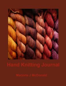 Hand Knitting Journal