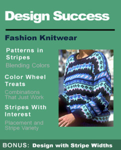 Patterns in Knit Stripes